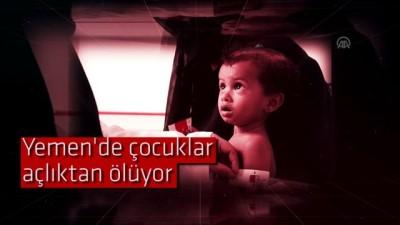 yardim kampanyasi - Türkiye Yemen'e 'umut' oldu - ANKARA