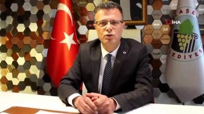 Alaşehir Belediye Başkanı Öküzcüoğlu, maaşını öğrencilere burs olarak verecek