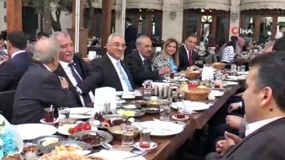 yerel secim -  DSP Genel Başkanı Aksakal, CHP yönetimine yüklendi