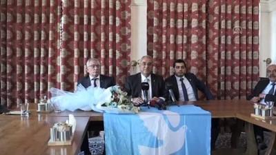 yerel secimler - DSP Genel Başkanı Aksakal - GAZİANTEP