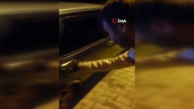 narkotik -  Elazığ'da otomobilin kapısına gizlenmiş, 10 kilo uyuşturucu ele geçirildi