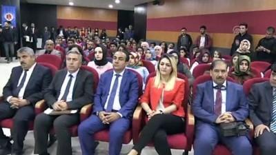Hakkari Üniversitesinde mezuniyet töreni - HAKKARİ