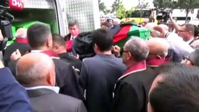 Öldürülen avukat son yolculuğuna uğurlandı - AKSARAY