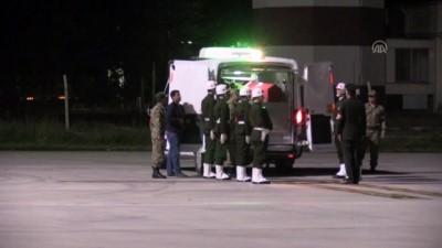 Şehit asker Yalçın Koca'nın cenazesi memleketine uğurlandı - KİLİS