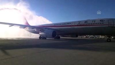 panda - Sichuan Havayolları, İstanbul'a uçuş başlattı - İSTANBUL