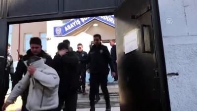 Van merkezli fuhuş operasyonunda 10 tutuklama