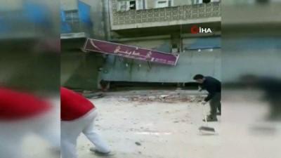 - Esad Rejimi İdlib'e Yine Saldırdı: 11 Ölü