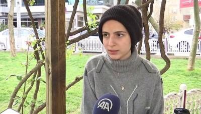 İsrail'in ayağından vurduğu Gazzeli Meryem, Türkiye'de iyileşiyor - İSTANBUL