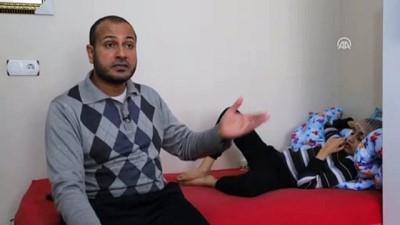 İsrail'in fosfor bombasıyla hayatı karardı (2) - İSTANBUL