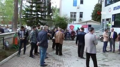 Kozan'da Yerel seçimlere yapılan itiraz reddedildi