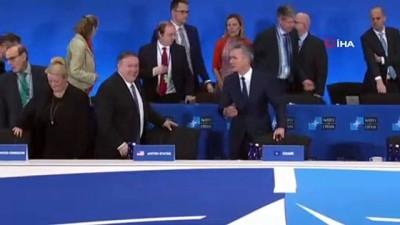 - NATO Dışişleri Bakanları Toplantısı Başladı