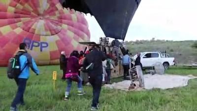 dogus - Pamukkale'de balon turları tam 'gaz'- DENİZLİ