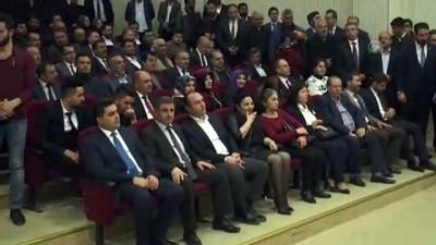 Sivas Belediye Başkanı Bilgin görevi devraldı