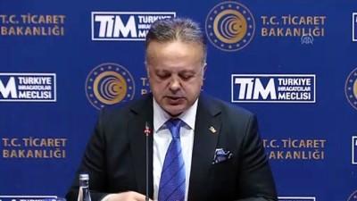 TİM Başkanı Gülle: 'Mart ayında lider sektörümüz otomotiv sektörümüz oldu' - ANKARA