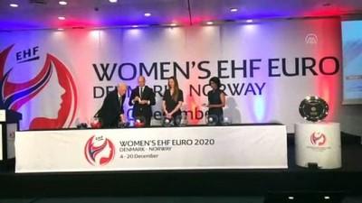 A Milli Kadın Hentbol Takımı'nda hedef ilk 2 - KOPENHAG
