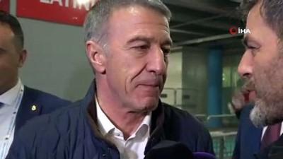 kulup baskani - Ağaoğlu: 'Oyuncuların hepsinin anlından öpüyorum'