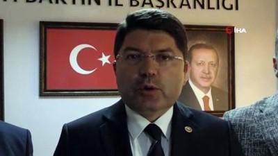 AK Parti Bartın için YSK'ya başvuracak