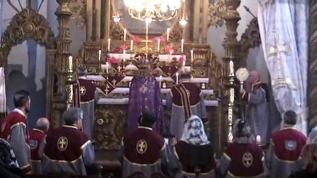 rahip - Ermenilerin 'Miçing ayini' - KAYSERİ