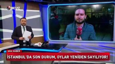 İstanbul'da son durum! Oylar yeniden sayılıyor