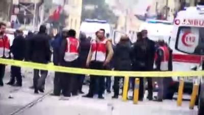 silahli teror orgutu -  İstiklal Caddesi'ndeki patlama davasında 2 sanığa 5'er kez ağırlaştırılmış müebbet