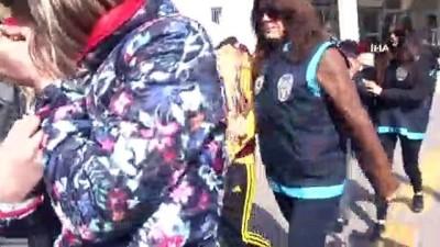 polis kamerasi -  Kayseri'de swinger operasyonu: 8 gözaltı