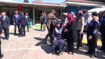 Türk Polis Teşkilatı'nın 174. yıldönümünde Tekirdağ'da mevlit okutuldu