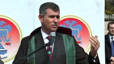 Türkiye Barolar Birliği Başkanı Metin Feyzioğlu Sivas'ta (1)