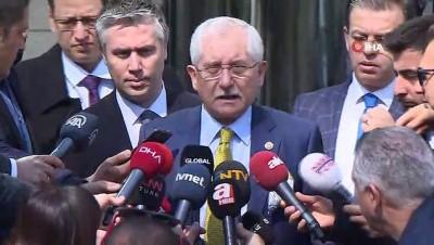 """YSK Başkanı Güven: """"Kurul önüne gelen dosyaları bir an önce sonuçlandırıyor, süreç devam ediyor"""""""