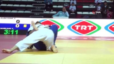 2019 Antalya Judo Grand Prix'te ikinci gün sona erdi