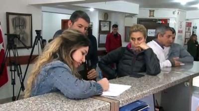Ankara'da noterler ilk nöbetlerini tutmaya başladı