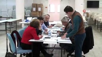 Bartın'da  5 sandıkta oy sayımı tamamlandı