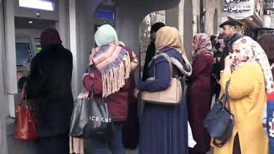 Filistin'deki maaş kesintisi alım gücünü zayıflatıyor - RAMALLAH