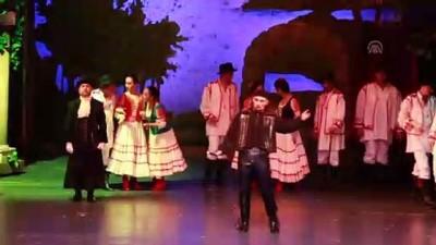 muzikal - SAMDOB'dan 'Çingene Baron' opereti - SAMSUN
