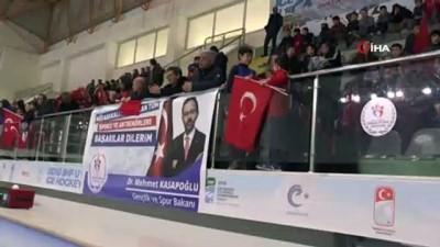 Sürat Pateni Türkiye Şampiyonası finalleri yapıldı