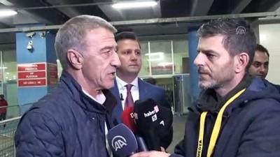 kulup baskani - Trabzonspor Kulübü Başkanı Ağaoğlu: 'Bu bir başlangıç' - TRABZON