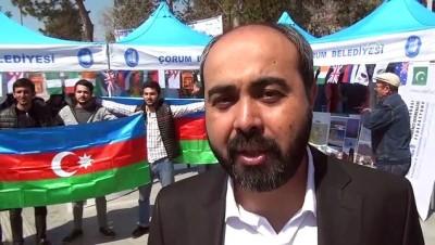 Türkiye'deki yabancı öğrenciler Çorum'da buluştu - ÇORUM
