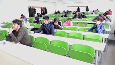 'Yükseköğretimde Dijital Dönüşüm Projesi'nde ilk sınav yapıldı - AĞRI