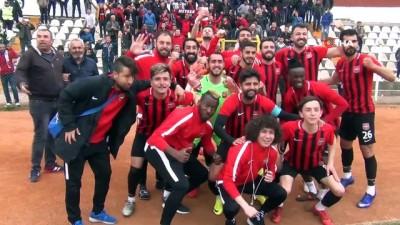 2018-2019 sezonunun futboldaki ilk şampiyonu Yozgatspor oldu