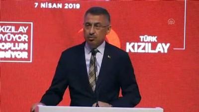 dayatma - Cumhurbaşkanı Yardımcısı Oktay: 'Dış politikada dayatmalara, masa başı oldu bittilere ve müttefikliğe aykırı tutumlara müsamaha göstermeyeceğiz' - ANKARA
