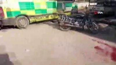 sivil savunma -  - Esad rejimi İdlib'de saldırdı: 3 ölü, 10 yaralı