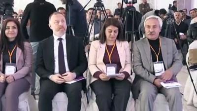 anayasa - HDP Eş Genel Başkanı Temelli : 'Mazbataların verilmesi konusunda YSK üzerine düşeni bir an önce yapmalı' - DİYARBAKIR
