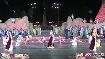 folklor - Özbekistan'da 'Bahşı Sanatı Festivali' - TİRMİZ
