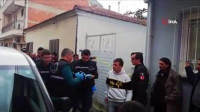 mustakil ev - Yaşlı pazarcı elleri ve ayakları bağlanıp boğularak öldürüldü
