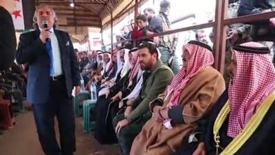 Aşiretler ve Kabileler Meclisi, Afrin'de ofis açtı - AFRİN