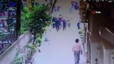 silahli saldirgan -  Bağdat Caddesi'ndeki silahlı saldırgan böyle kaçtı
