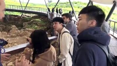 Göbeklitepe'ye Çinlilerin ilgisi artıyor - ŞANLIURFA
