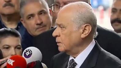 turkiye - Fox TV muhabiri Bahçeli'yi kızdırdı