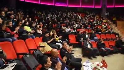 Bodrum'da 'Gençlik, Şuur, Özgüven' konferansı - MUĞLA