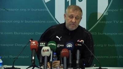 kulup baskani - Bursaspor'da Mesut Bakkal dönemi - BURSA