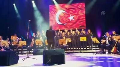 'Çevik Sesler Korosu' konser verdi - İSTANBUL